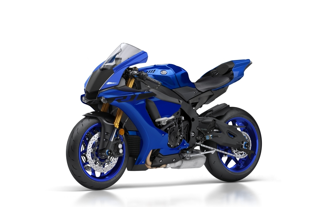 galer a de fotos de la moto yamaha yzf r1 2018 2018. Black Bedroom Furniture Sets. Home Design Ideas