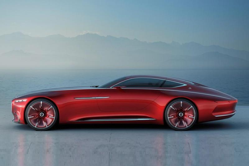 Foto Vision Mercedes-Maybach 6