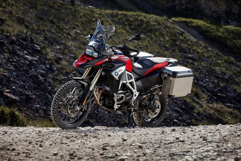 Foto BMW F 800 GS Adventure 2017