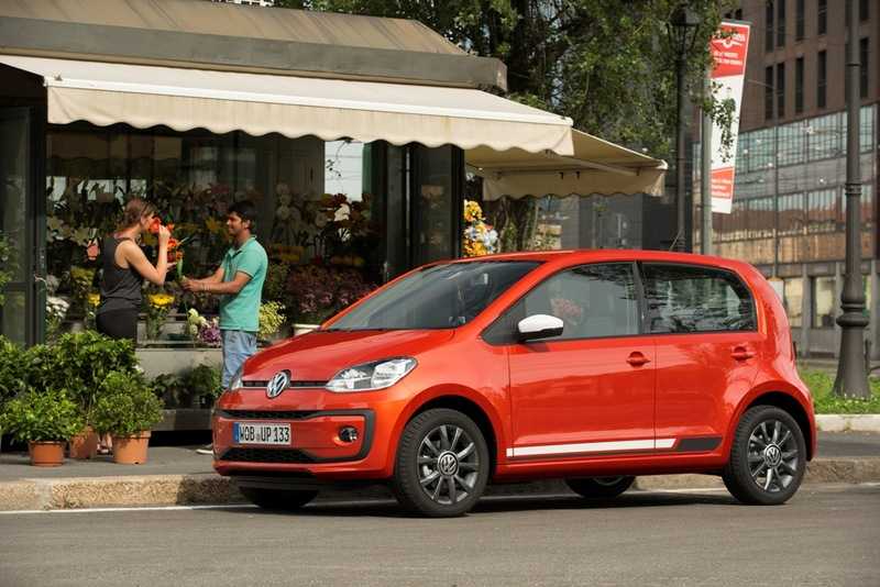 Foto Volkswagen up! 5p 2016