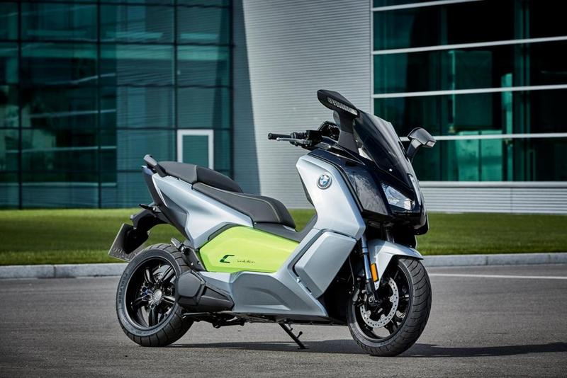 Foto BMW C evolution 2017 (A1)