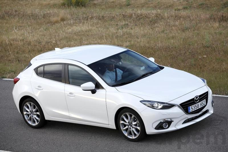 prueba mazda3 2 2 luxury 150 cv at  5p