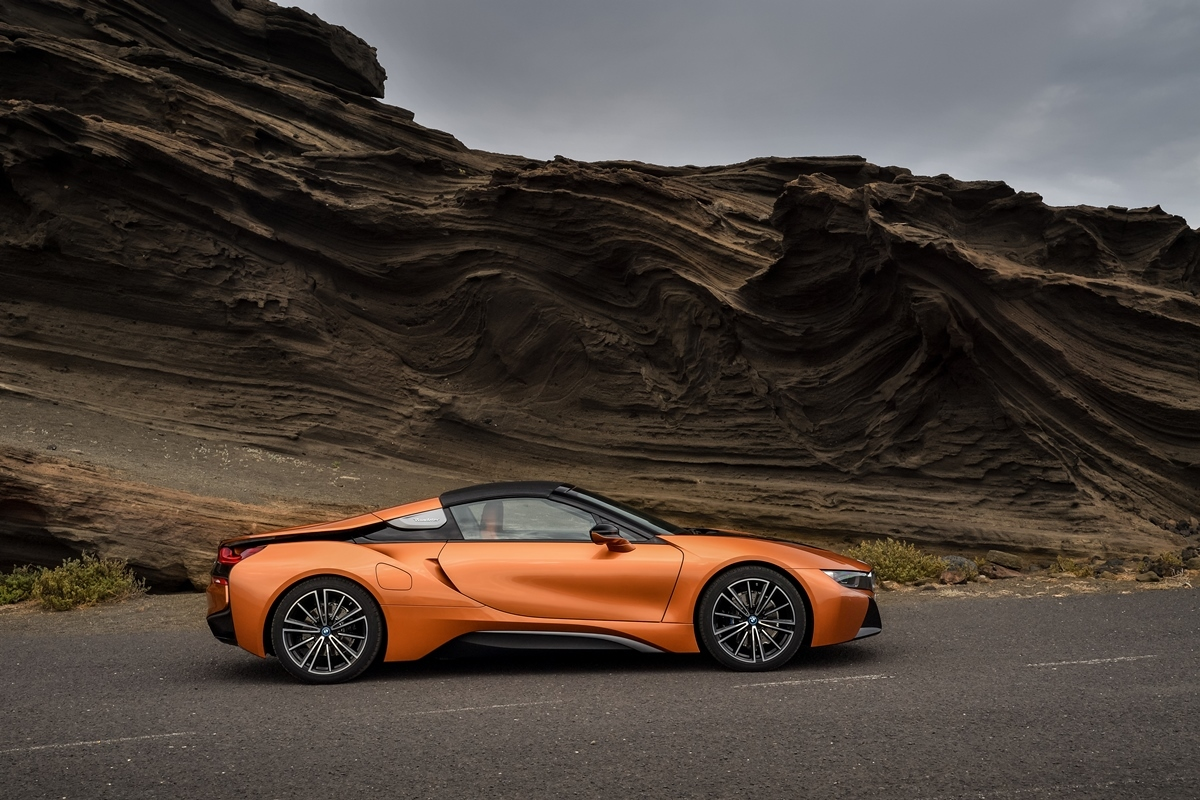 BMW i8 Roadster Lateral.2329266