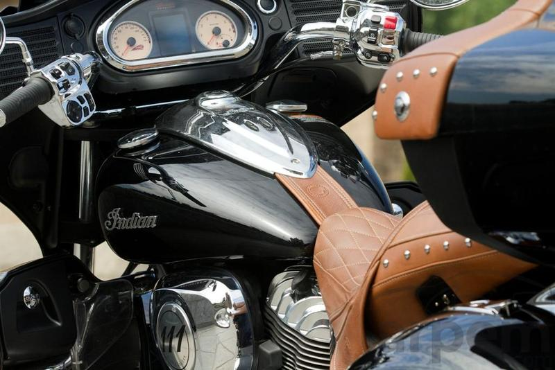 Foto Prueba INDIAN ROADMASTER