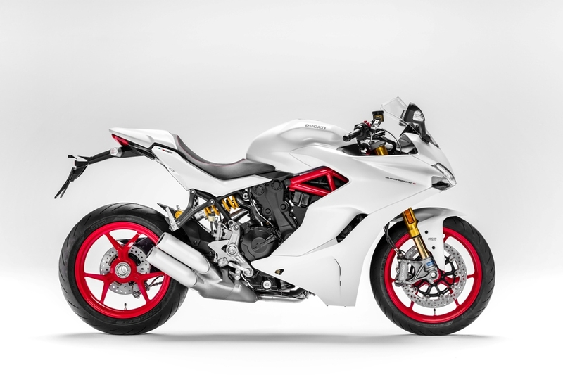 Foto Ducati SuperSport S 2017
