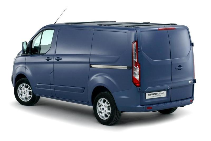 Foto Ford Transit Custom 2014