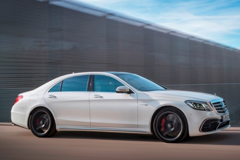 Foto Mercedes-AMG S 63 4MATIC+ 201