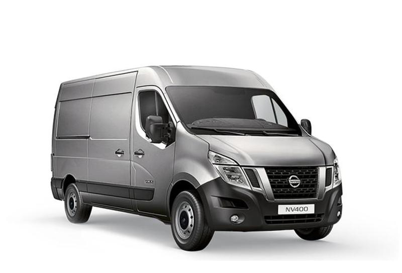 Furgoneta  Nissan NV400 Basic RWD Double Wheel 3,5T 2.3 dCi L3H3 150 CV