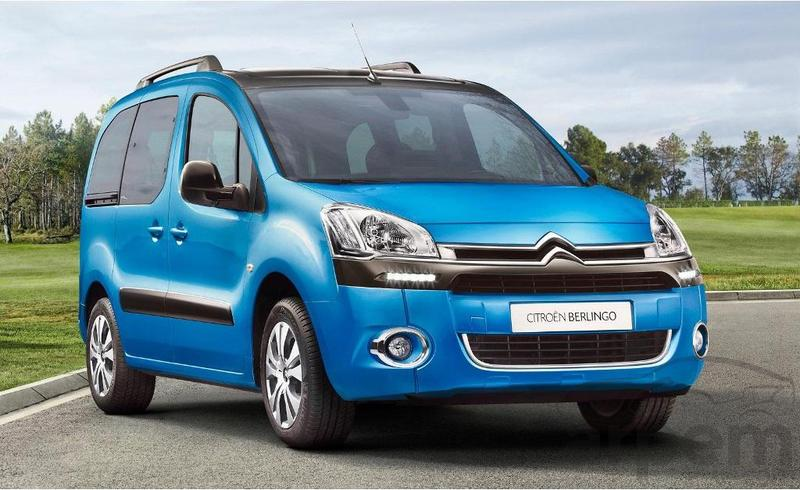 Furgoneta  Citroën Berlingo Multispace XTR Plus e-HDi 90 CV