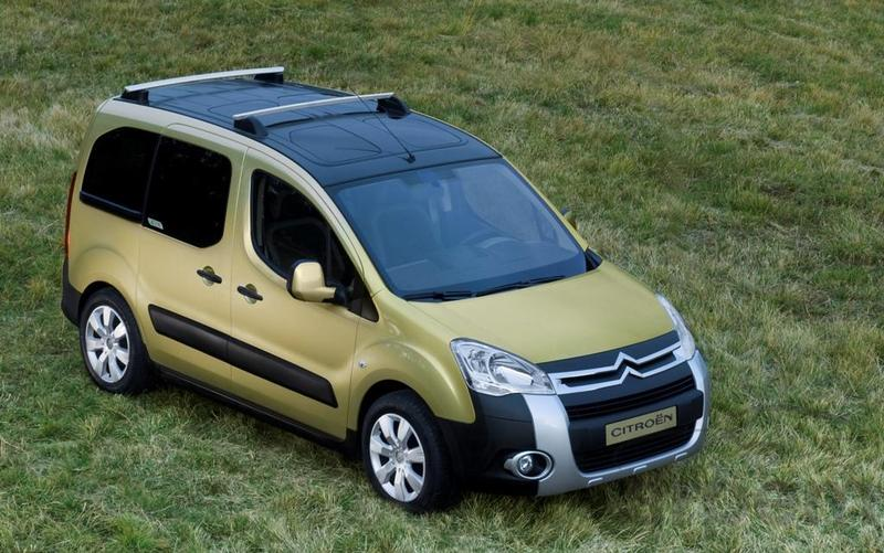 Furgoneta  Citroën Berlingo Multispace Collection HDi 90 CV