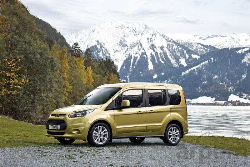 Furgoneta  Ford Grand Tourneo Connect 1.6 TDCi 95 CV Titanium 5 Pl