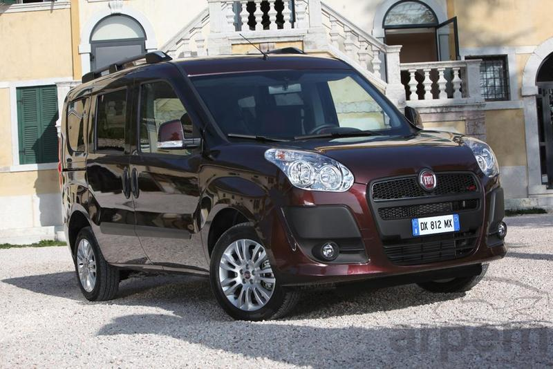 Furgoneta  Fiat Doblo Panorama T-Jet Natural Power Active 1.4 120 CV