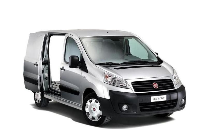 Furgoneta  Fiat Scudo Panorama 12 Executive Largo 2.0 Multijet 140 CV 5/6 plazas