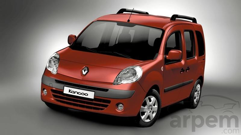 Furgoneta  Renault Kangoo Combi 1.2 Base Authentique 75 CV