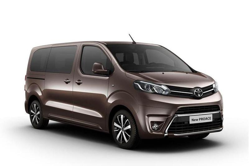 Toyota  Proace PROACE Verso Family Compact 1.5D 88 kW (120 CV) Advance 8 plazas