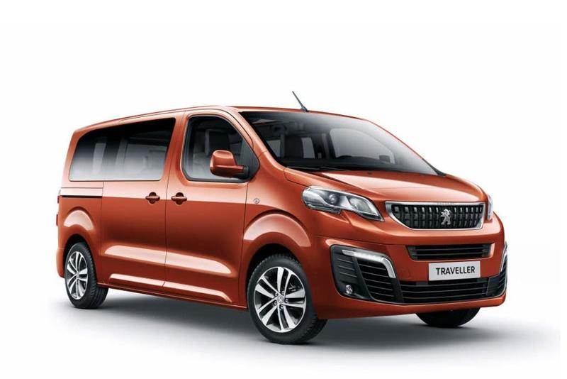Peugeot  Traveller Standard Business 1.6 BlueHDi 115 S&S
