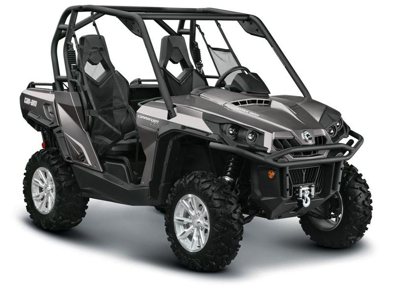Can-Am Can-Am Commander 800	R XT