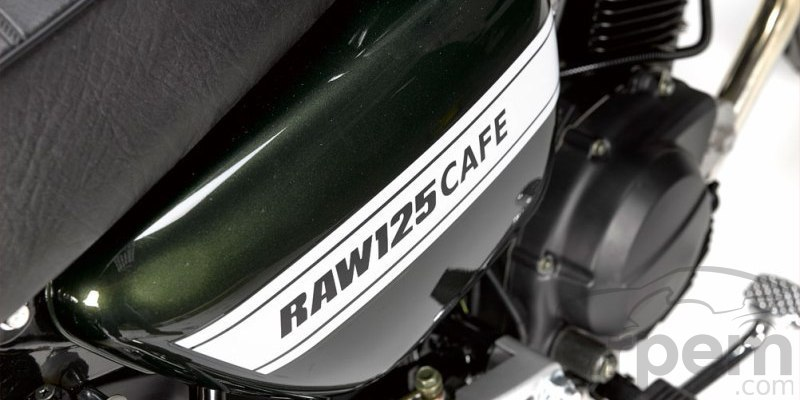 Hanway Raw 125 Cafe