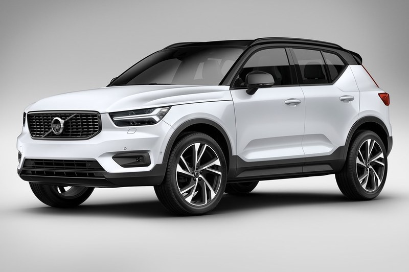 Volvo  XC40 Recharge T5 Inscription Expression