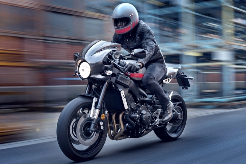 Yamaha XSR900 Abarth 2017: disponible desde 13.199€