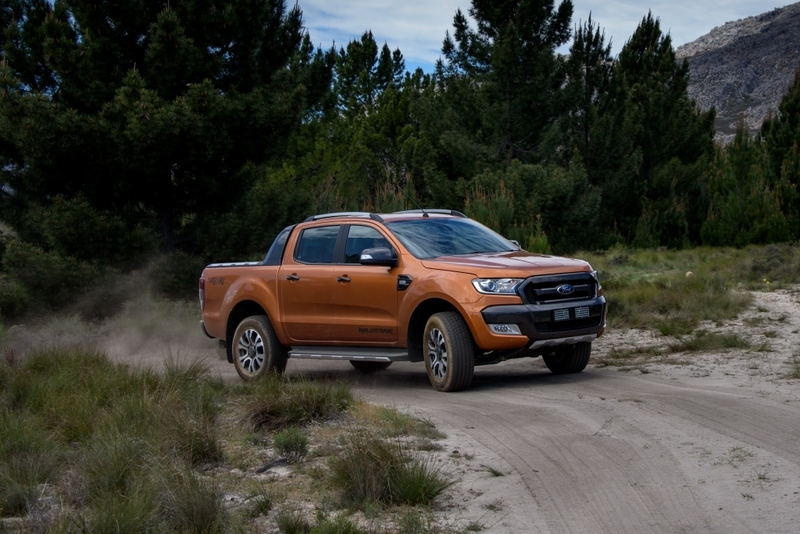 El Ford Ranger, Coche Oficial de la Imperial Bike Tour by Ford
