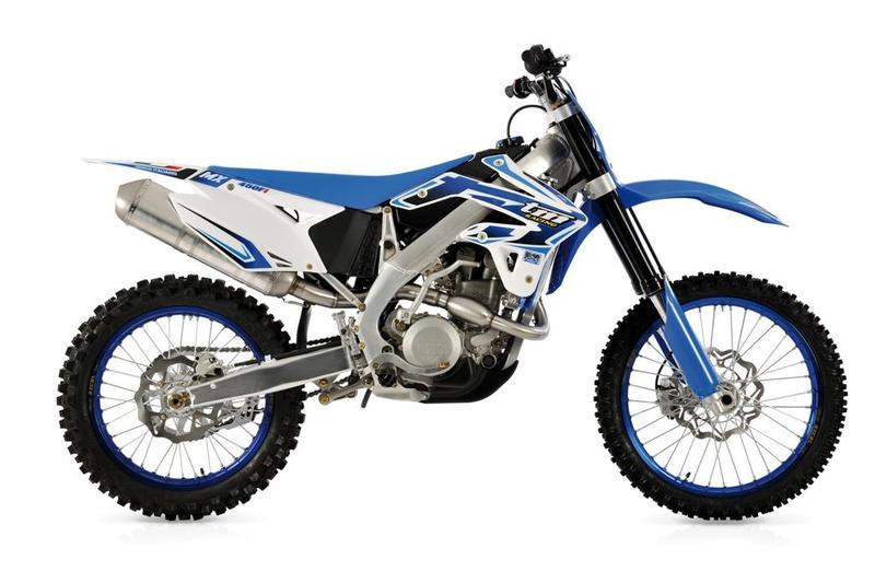 TM Racing TM Racing MX 450 Fi