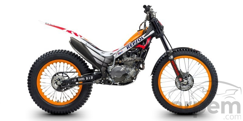Montesa Cota 4RT260 Race Replica 2017