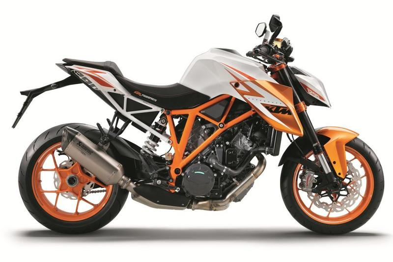 KTM KTM 1290 Super Duke R Special Edition