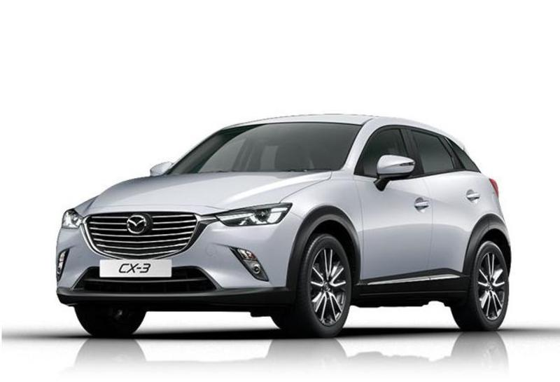 Mazda  CX-3 Luxury 2.0 150 CV AWD