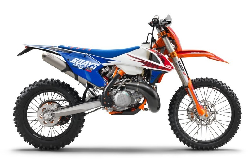 KTM KTM 300 EXC TPI Six Days