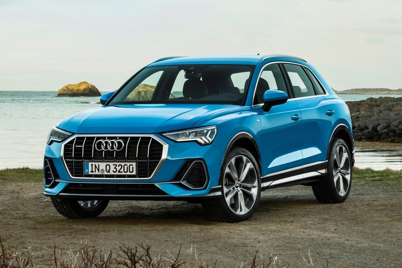 Audi  Q3 Advanced 45 TFSI quattro S tronic