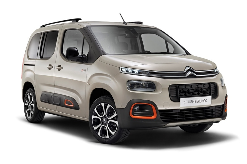 Citroën  Berlingo Talla M BlueHDi 100 #TOP1