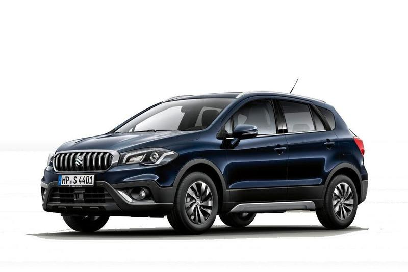 Suzuki  S-Cross 1.4 VVT GLX 2WD 6AT