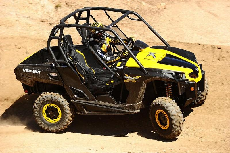 Can-Am Can-Am Commander 1000 X