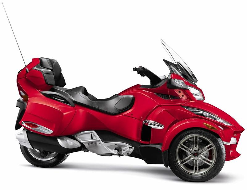 Can-Am Can-Am Spyder RT S