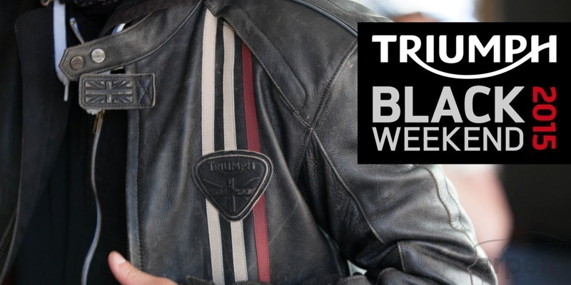 Triumph Black Weekend