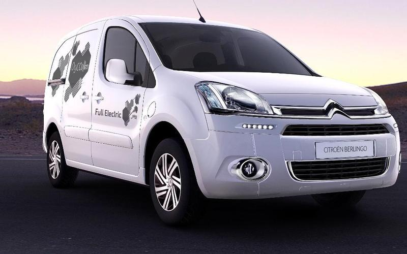 Citroën lanza la Berlingo Electric