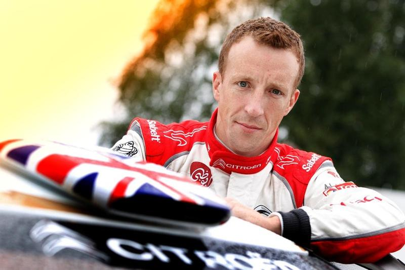 El Citroen Total Abu Dhabi World Rally inscribe a Kris Meeke en Australia