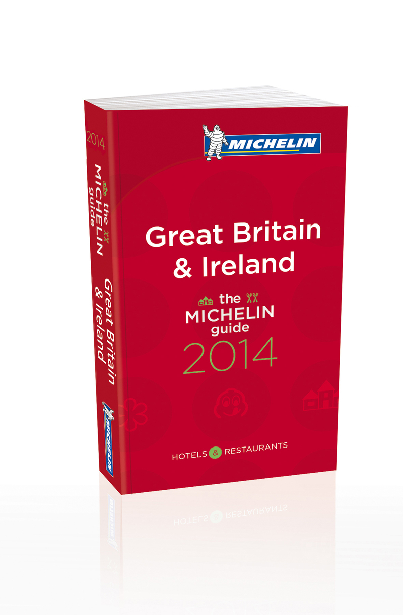 Michelin ha presentado su guía 'Great Britain & Ireland 2014'