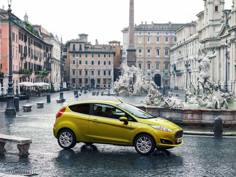 El premio 'Women's World Car of the Year' ha sido concedido al Ford Fiesta EcoBoost 1,0 L