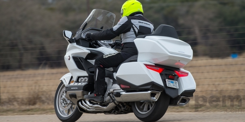 Honda GL1800 Gold Wing Tour 2018