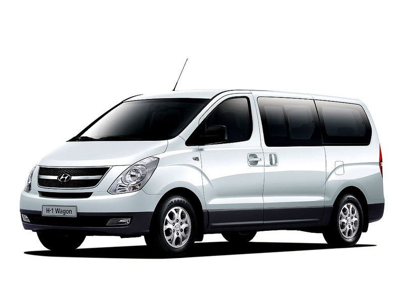 Furgoneta  Hyundai H-1 Travel 2.5 CRDi 170 CV AT 8S