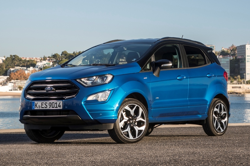 Ford  EcoSport Trend+ 1.0 EcoBoost 92 kW (125 CV)