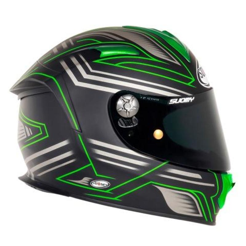 Nuevo Casco SR-Sport Racing Matt de Suomy