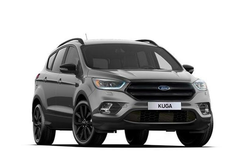 datos y ficha t cnica ford kuga trend 1 5 ecoboost auto. Black Bedroom Furniture Sets. Home Design Ideas