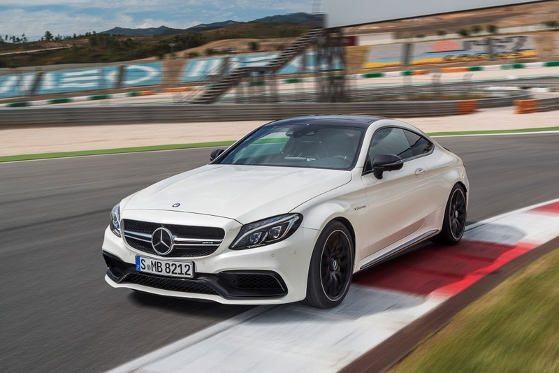 Mercedes-AMG C 63 Coupe 2016