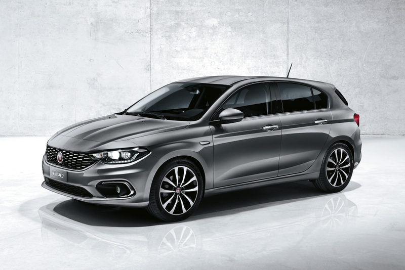 Fiat Tipo 5p y Fiat Tipo Station Wagon 2016
