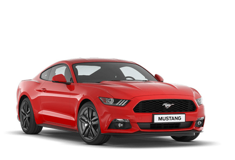 Ford  Mustang Convertible 2.3 EcoBoost 233 kW (317 CV)