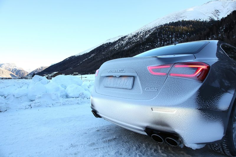 Se inaugura el Maserati Winter Tour 2013-2014