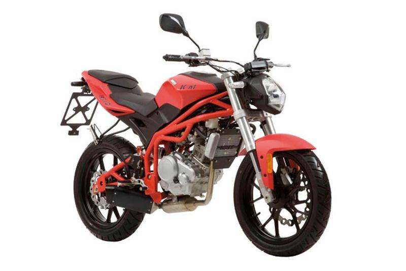 MH Motorcycles MH KN1 125
